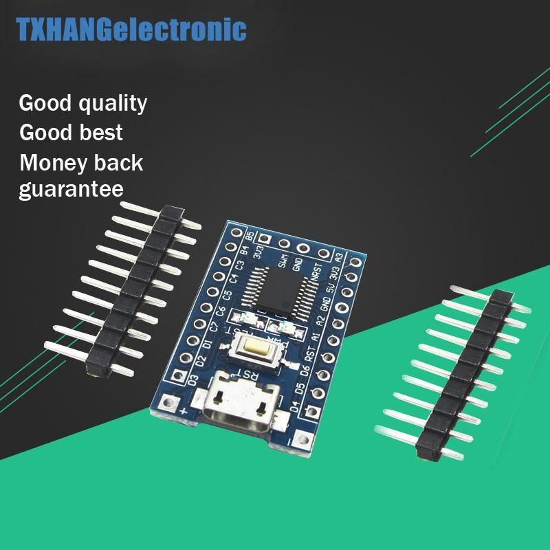 2PCS STM8S103F3P6 ARM STM8 Minimum System Development Board Module Arduino