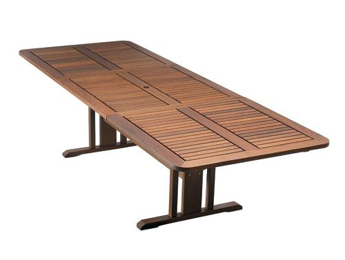 Ipe Wood Outdoor Furniture   Ironwood Garden Benches, Loungers, Tables And  Chairs
