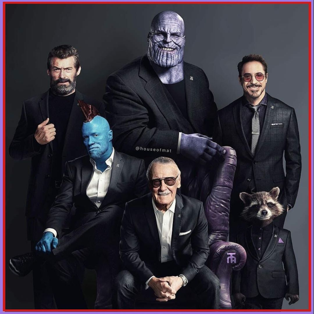 It's the end of an era. dapperavengers StanLee