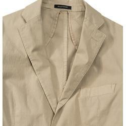 Photo of Henry Cotton's Jackett Herren, Cotton, beige Henry Cotton's