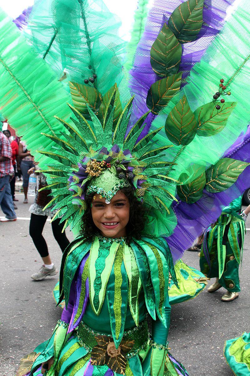 Kiddies Carnival , Trinidad