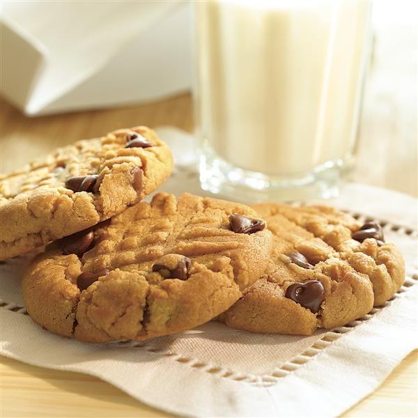 Chocolate Chip Peanut Butter Cookies Recipe In 2018 Cookie Swap