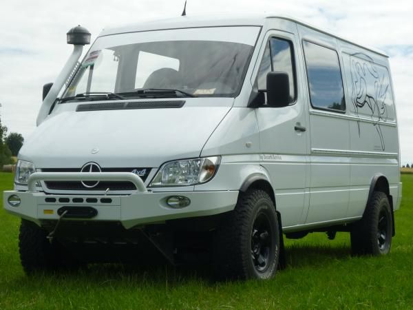 Idea By Dawid Zolyniak On Sprinter 4x4 Camper Mercedes Sprinter