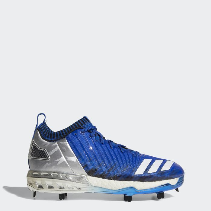 adidas Boost Icon 3 Faded Cleats Mens Baseball Cleats
