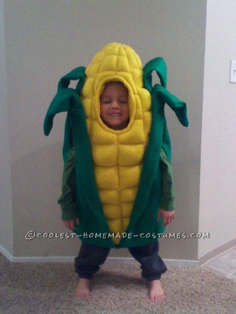 db49db07c944 Cutest Handmade Corn Costume Ever! in 2019