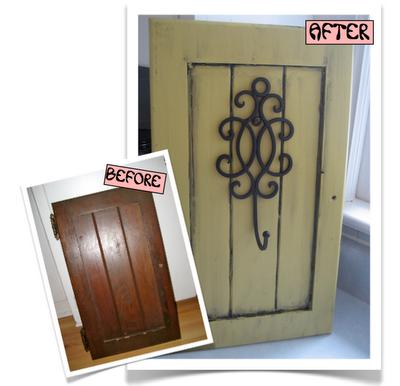 Re Purposed Cabinet Door Cabinet Doors Repurposed Cabinet Doors Door Crafts
