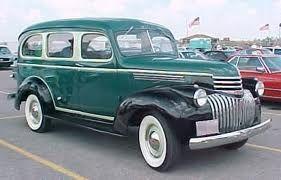1941 Chevy Suburban Classic Cars Trucks Chevy Suburban