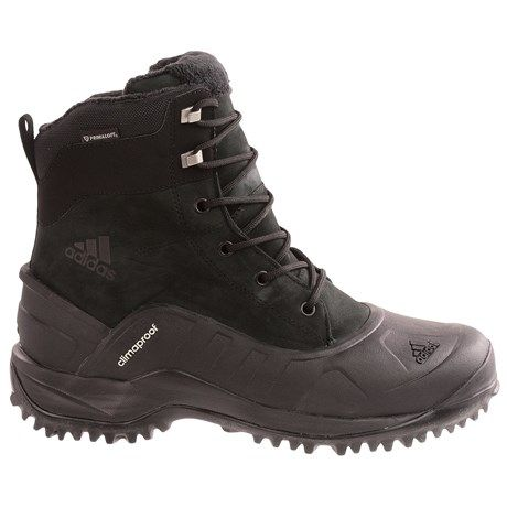 adidas outdoor Holtanna II CP PrimaLoft® Pac Boots - Insulated (For Men)