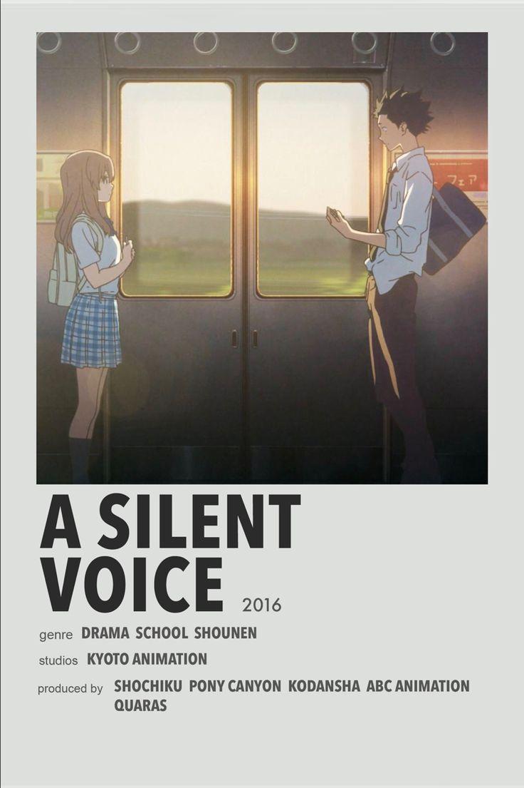 A Silent Voice 2 hours 10 minutes