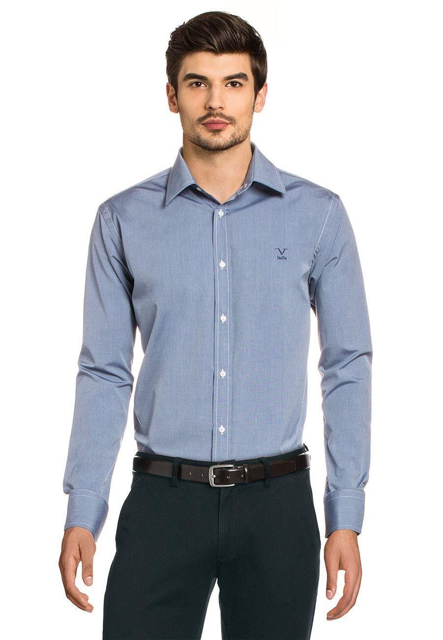 Versace 19.69 Abbigliamento Sportivo Srl Milano Italia Fit Modern Classic Shirt 377 ART. 15