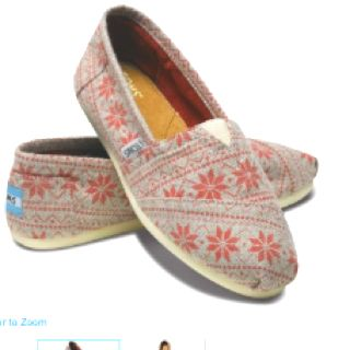 82736645a45 Toms Faded Tropical Women Classics Online Shop. what could possibly be  better than christmas toms
