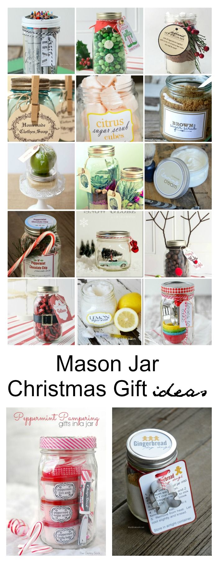 Christmas Gift In Jars If You Are Looking For Cheap Christmas Gift Ideas For Your Frie Christmas Jar Gifts Cheap Christmas Gifts Christmas Gifts For Coworkers