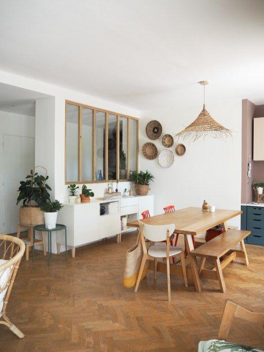 Visite de l'appartement aixois style maison de vacances d'Ilaria Fatone