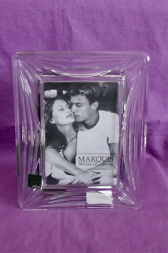 Marquis Waterford Crystal Picture Frame 3 By 5 Waterford
