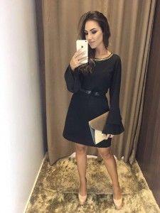 53d843916a8 Compre Vestido Feminino pelo Menor Preço e encontre tudo em moda feminina  para renovar seu guarda roupas.