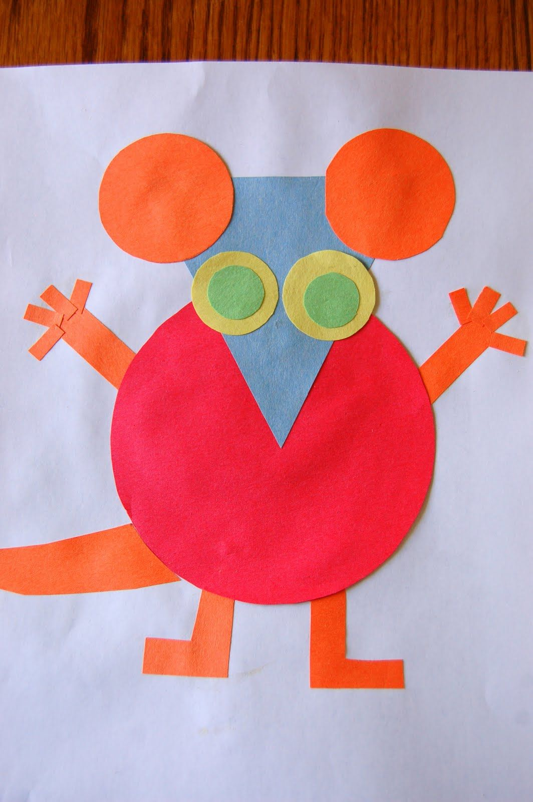 Worksheet Activities For Shapes For Kindergarten circle shape activities shapes circles pinterest use and colors to create an animal fine motor skills through cutting gluing you could also incorporate math with the