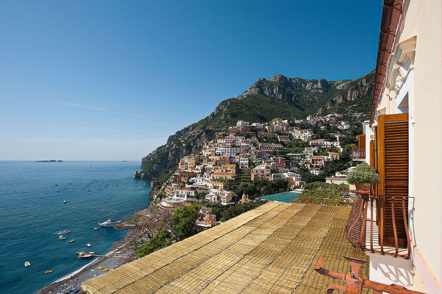 hotel california positano – best sea view rooms in amalfi coast
