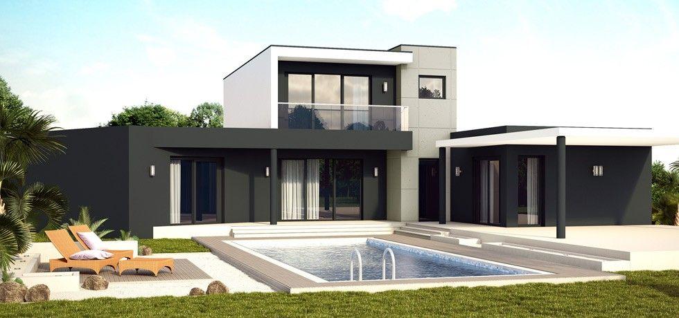 Afficher lu0027image du0027origine Maison House Pinterest House - construire sa maison en guadeloupe