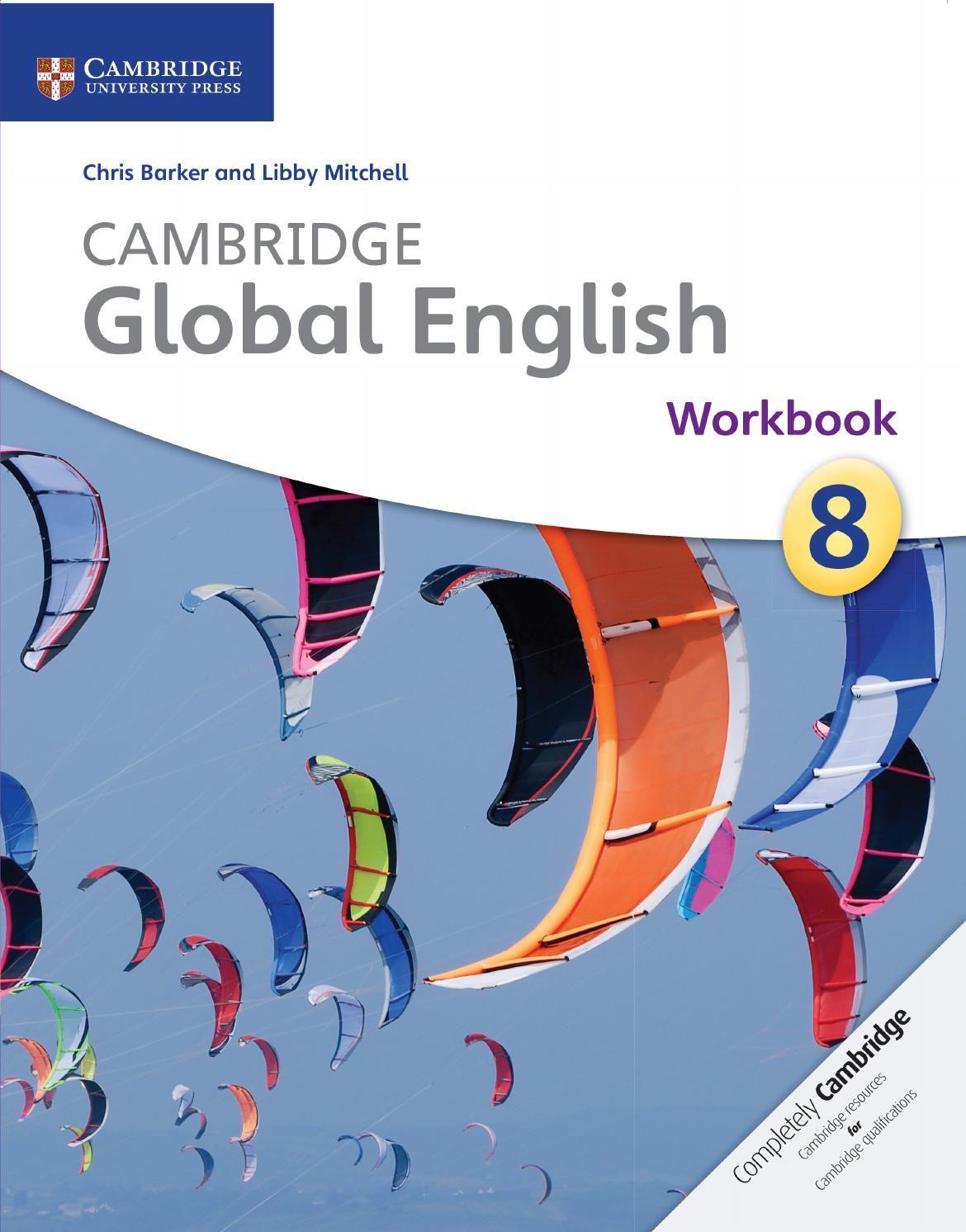 Preview Cambridge Global English Workbook 8 | Cambridge university ...