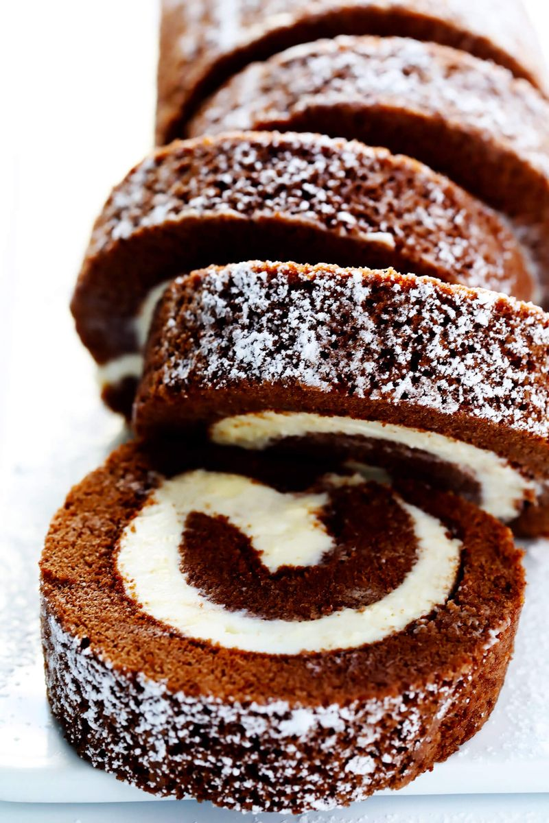Chocolate Roll | Gimme Some Oven This traditional