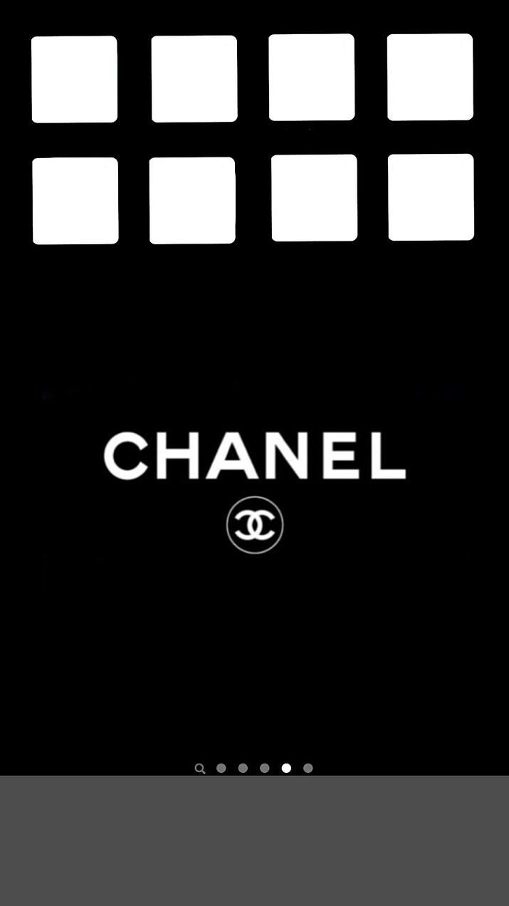 Chanel ホーム画 シャネル ポスター 壁紙 Iphone おしゃれ