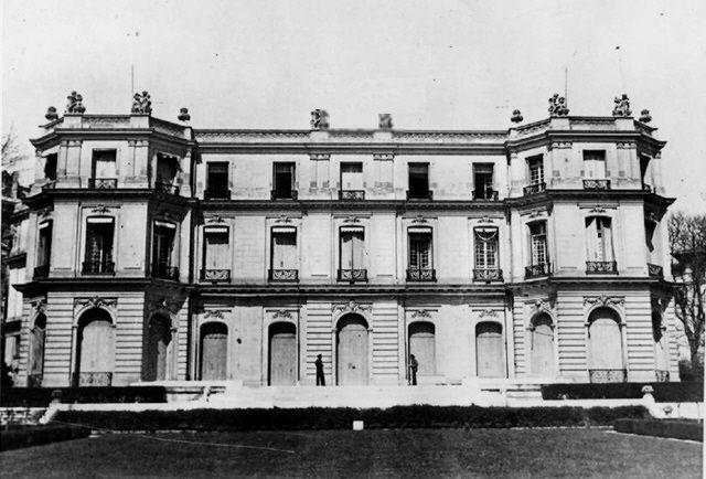 Palacio De Los Duques De Montellano Madrid Palacetes