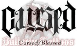 Cursedblessed Ambigram My Body Is My Temple I Will Decorate It