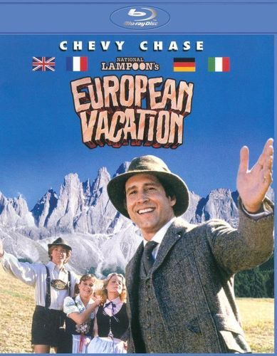 National Lampoon's European Vacation [Blu-ray] [1985
