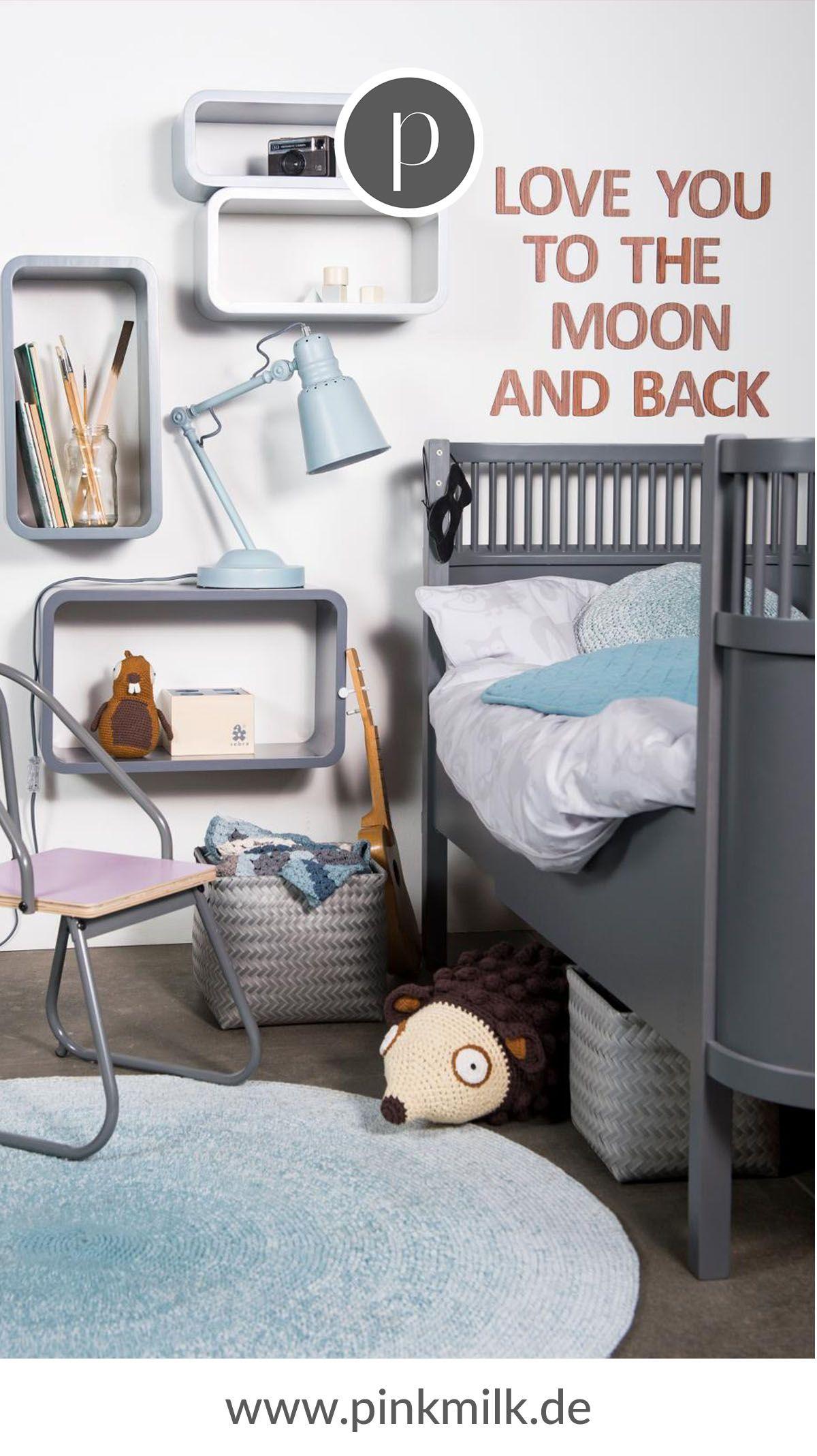 Schöne Möbel für den jüngsten Mitbewohner Babyzimmer