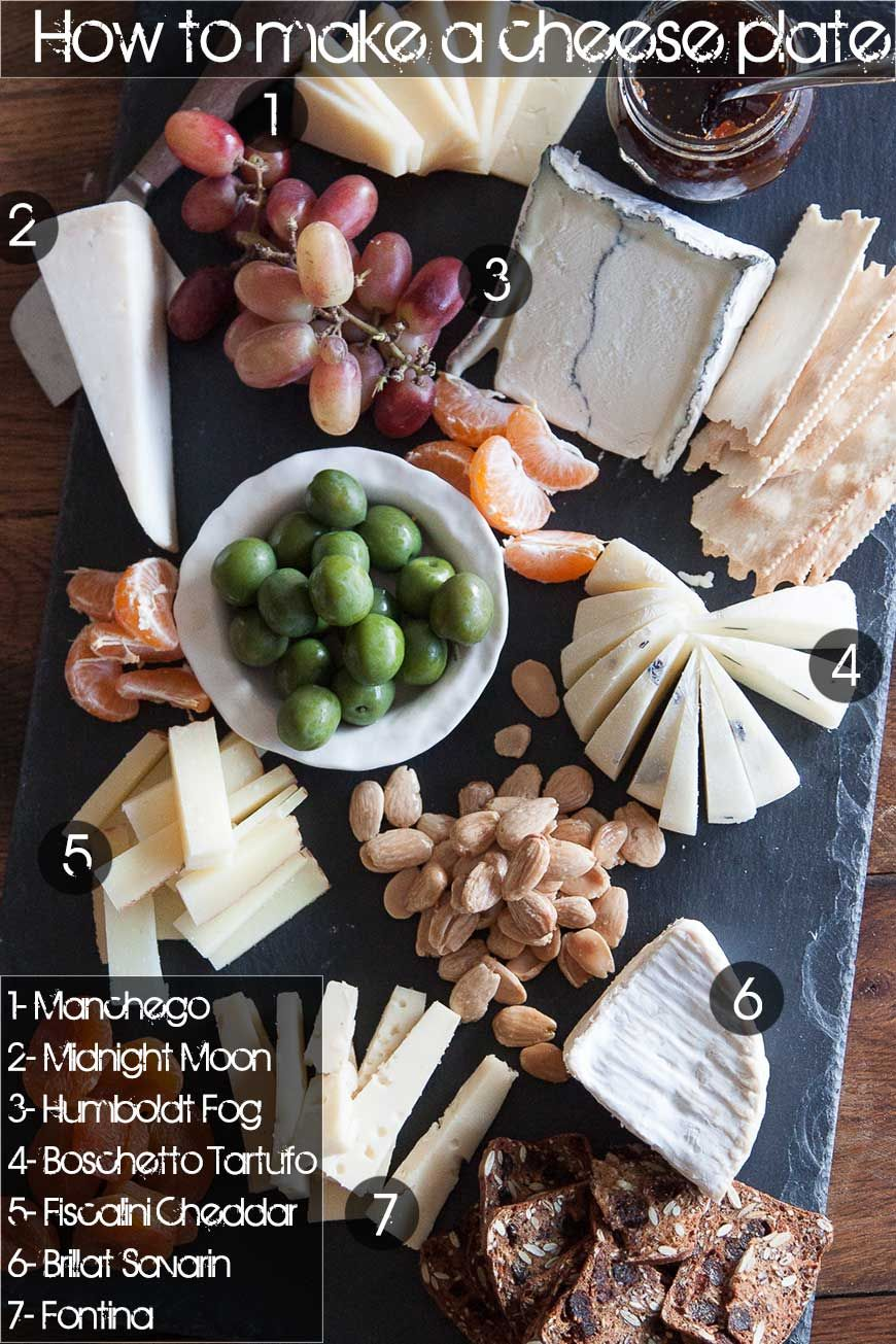 How To Make a Cheese Plate - everything you could possibly need for the most epic cheese plate ever! & How To Make a Cheese Plate - everything you could possibly need for ...