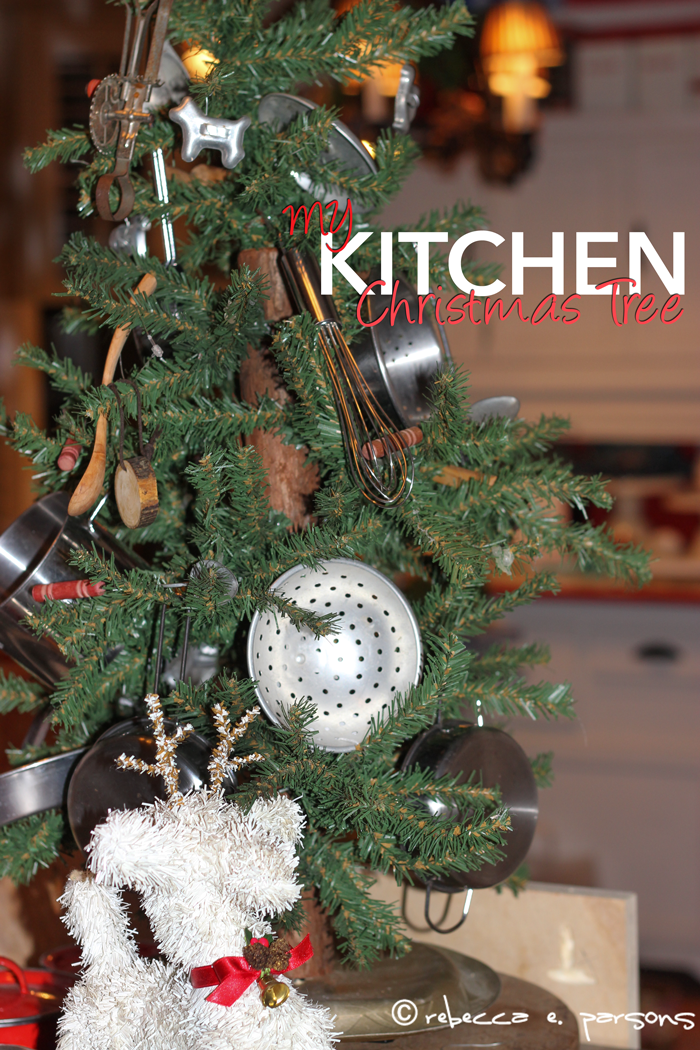 My Kitchen Christmas Tree | Pinterest | Christmas tree, Tiny cooking ...