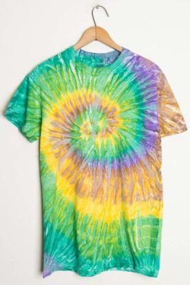 27e9a7d9648d5 tie-dye-shirts-mardi-gras | Archived Costume Research | Tie dye ...