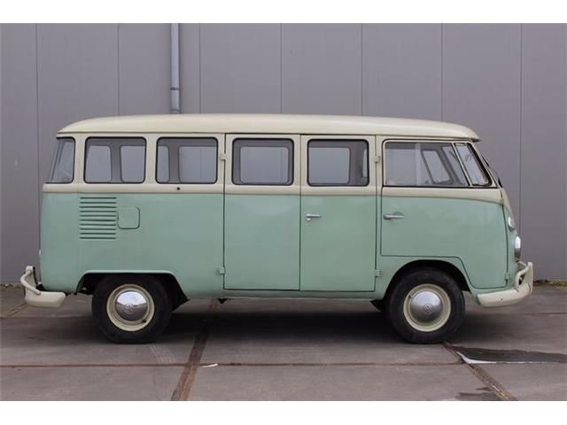 Volkswagen T1 1967 in nette rijdende staat - 1