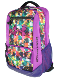 fa0f6dacc Under Armour Hustle Jellyfish Backpack (Hibbett Exclusive) #hibbett ...