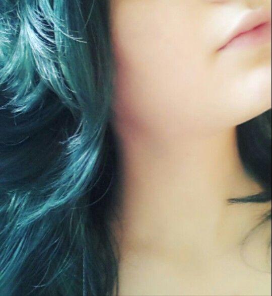 manicpanic I dyed my hair months ago with manic panic I mixed ...