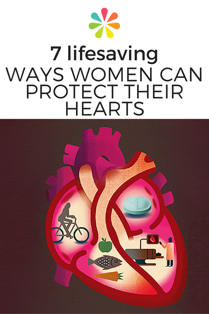 7 Lifesaving Ways Women Can Protect Their Hearts