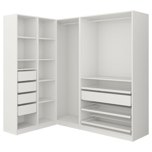 Ikea Pax Corner Wardrobe Corner Wardrobe Pax Corner Wardrobe Closet Design