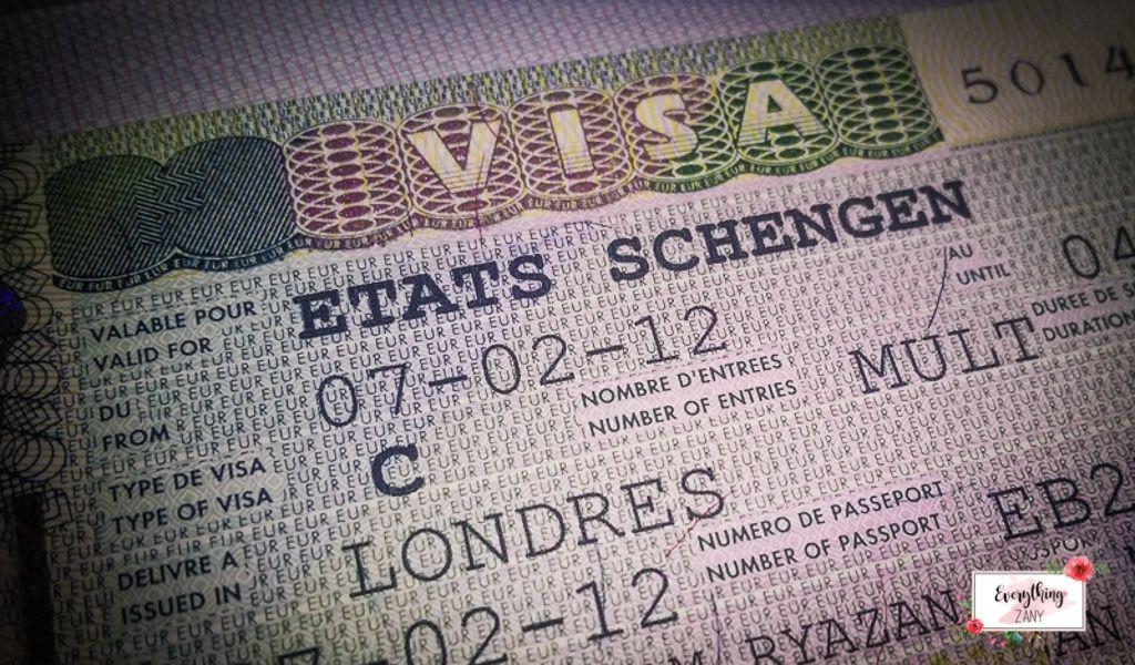 Apply France Schengen Visa in four steps 1 Fill up the Online - copy recommendation letter format for tatkal passport