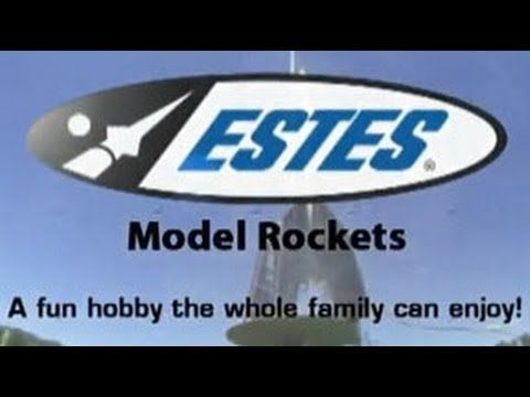 Enter the exciting world of Estes Rockets...something fun to do with kids
