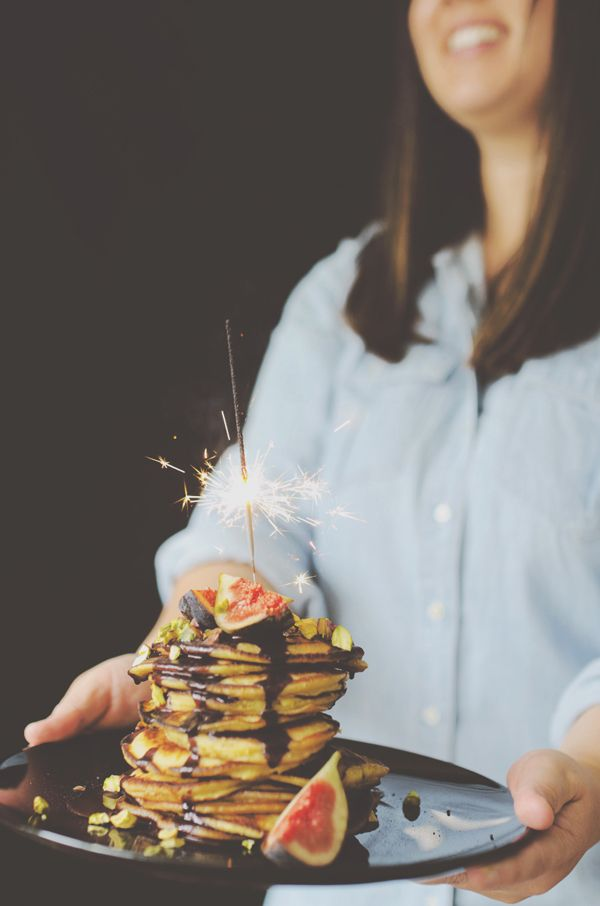 Coconut Pancakes   + 29 Life Lessons