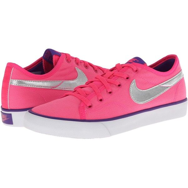 sports shoes a6508 8d133 Nike Primo Court Canvas Women s Shoes, Pink ( 43) ❤ liked on Polyvore  featuring shoes, pink, sneakers, low top canvas shoes, nike footwear, canvas  footwear ...