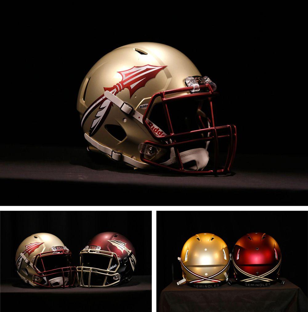 Florida State Football Seminole Football Helmets Florida State Football