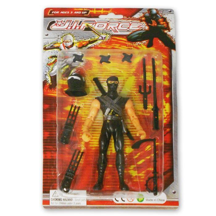 Ninja Toys For Boys : Plastic ninja toy now available from karatemart