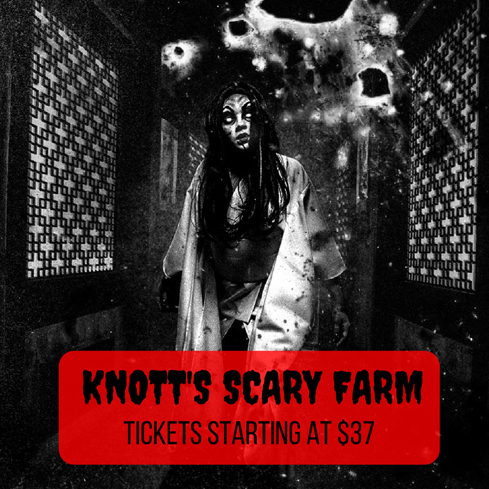 halloween is right around the corner grab your knotts scary farm tickets before its too - Knotts Berry Farm Halloween Tickets
