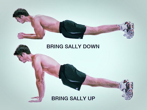 Bring Sally Up, Bring Sally Down - Challenge! | Awesome ...