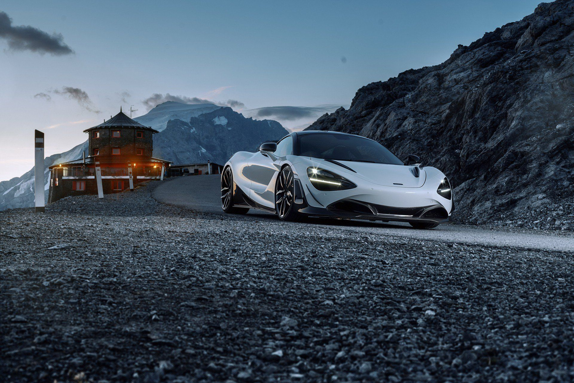 Novitec Gives The Mclaren 720s Up To 795 Hp Carscoops Car Wallpapers Super Cars Mclaren
