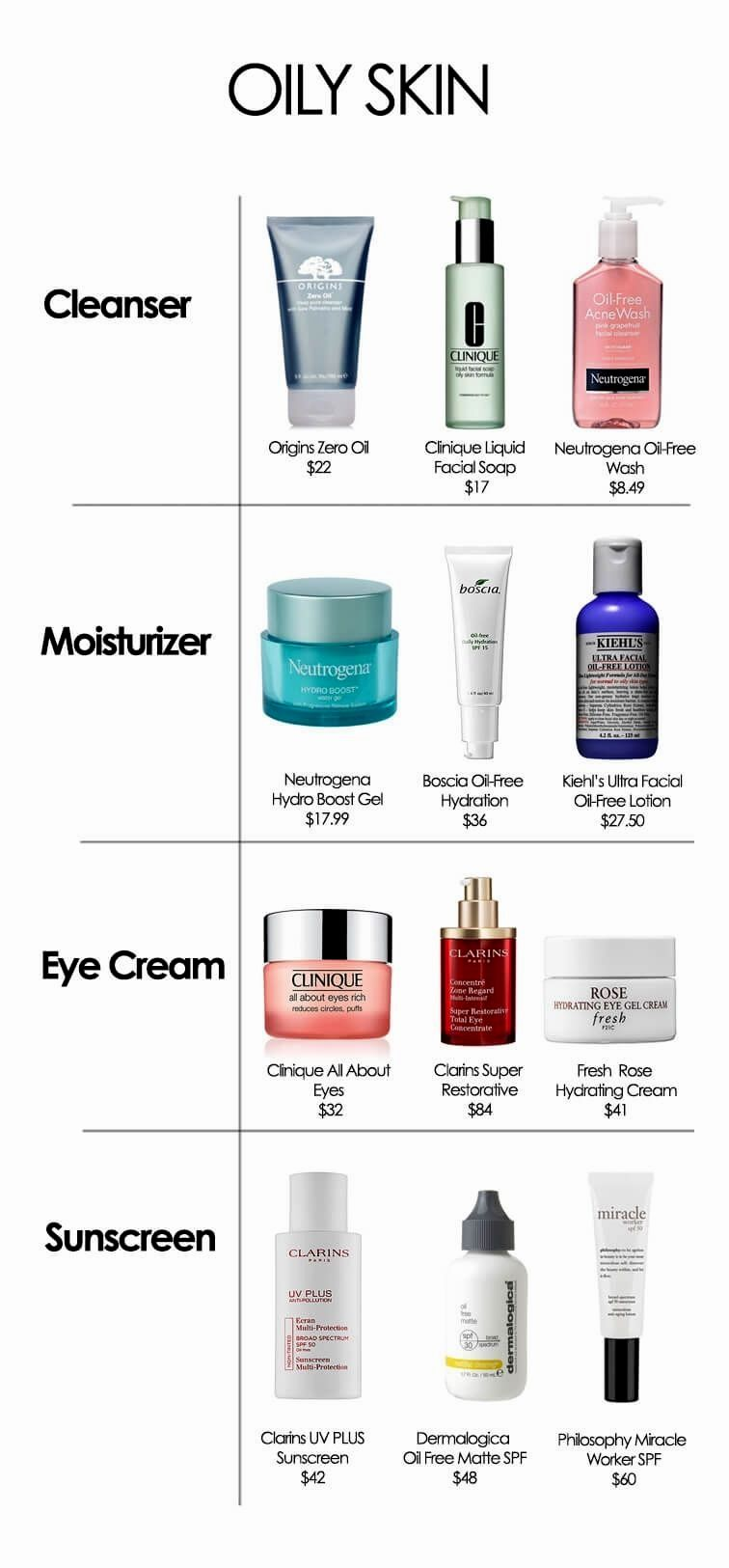 my #beauty tips  Skin cleanser products, Cosmetic skin care, Oily