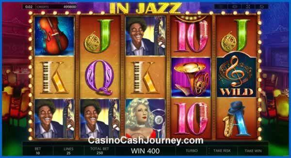 Spiele Jazz It Up - Video Slots Online