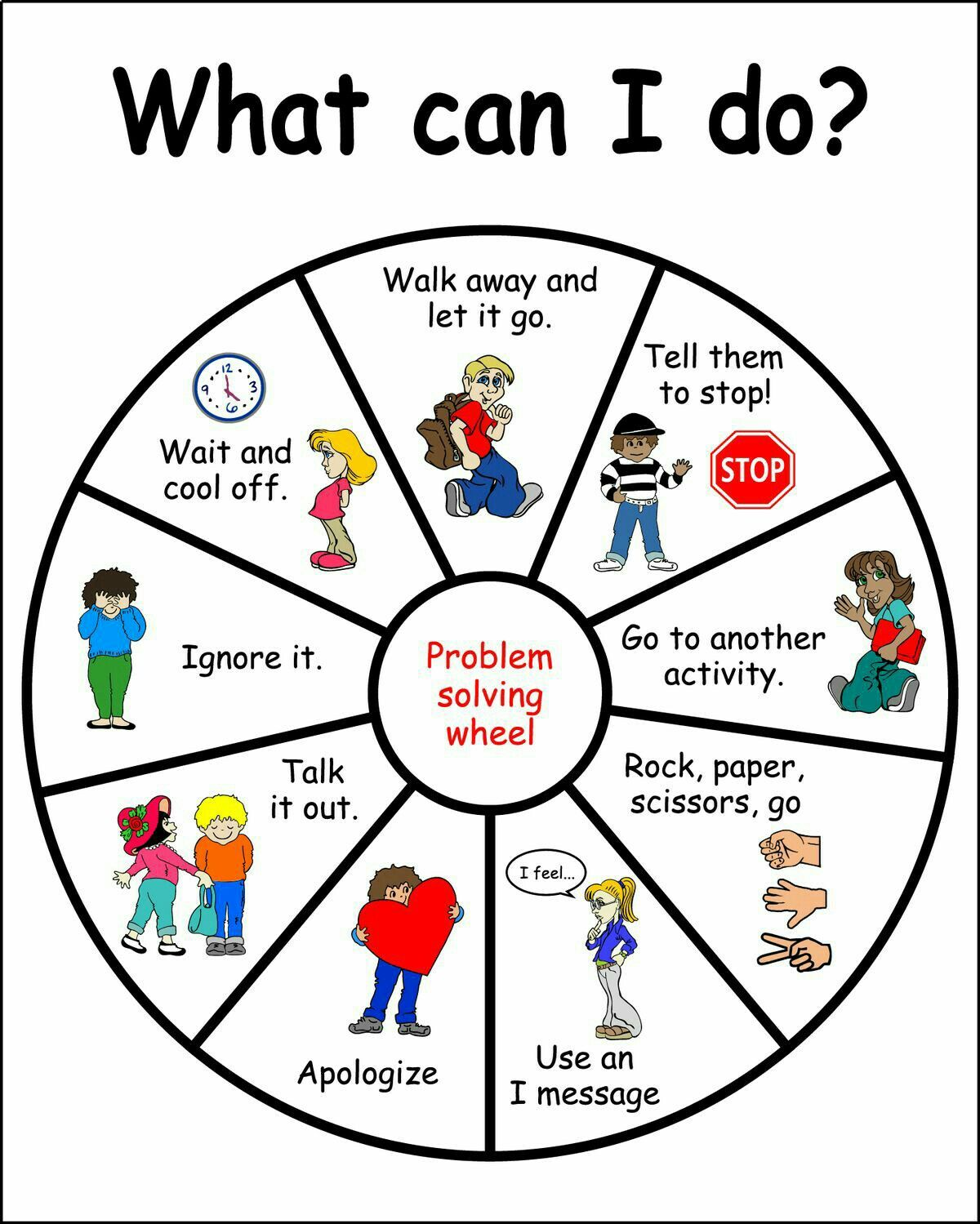 problem solving skills for children