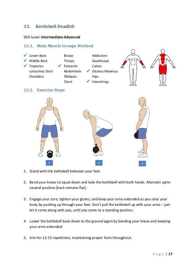 13 Kettlebell Deadlift Skill Level Intermediate Advanced 13 1